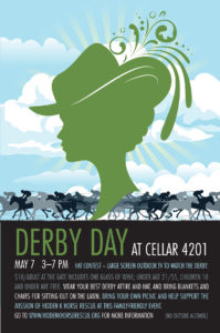 Derby_day postcard 2016